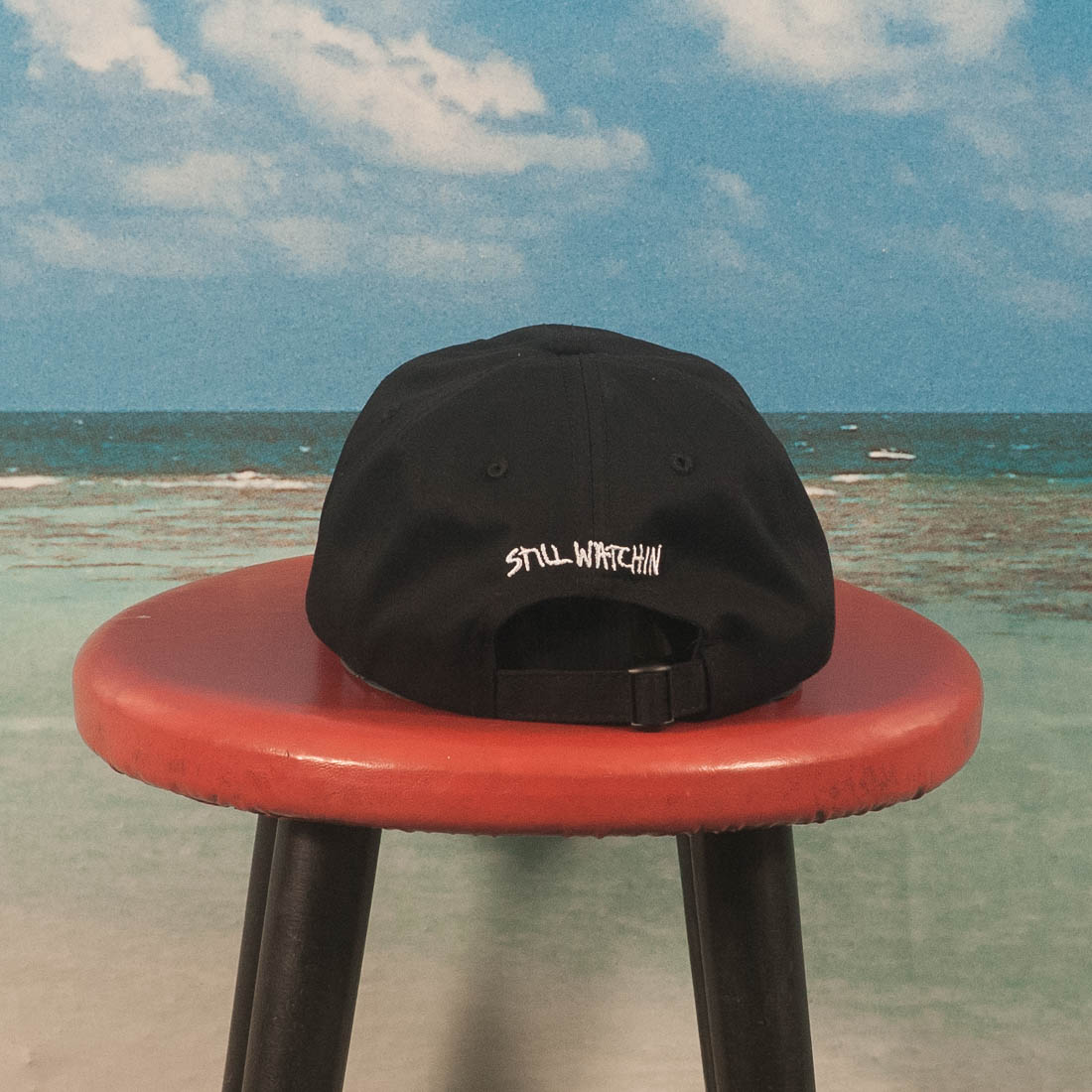 Thrasher - Still Watchin Old Timer Hat - Black