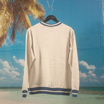 Dime MTL - Classic French Terry Crewneck - Ash