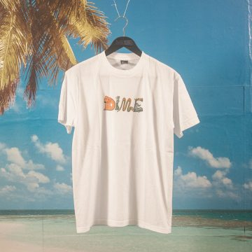 Dime MTL - Zoo T-Shirt - White
