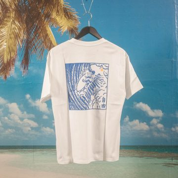 Polar Skate Co. - Shin T-Shirt - White