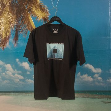Polar Skate Co. - I Like It Here T-Shirt - Black