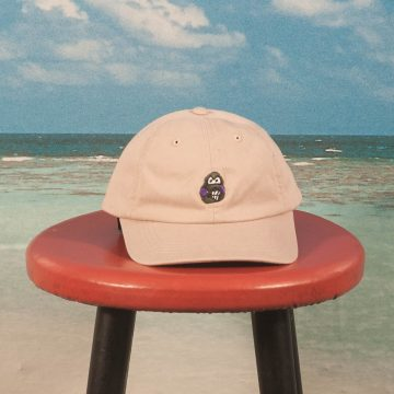 Polar Skate Co. - Dane Face Cap - Sand
