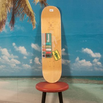 "Girl Skateboards - Bannerot ""Horizon"" Deck - 8.25"