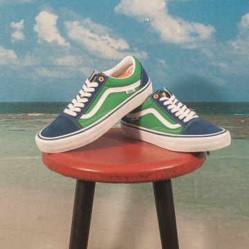 Vans - Sci-Fi Fantasy Old Skool Pro Ltd - True Blue / Green