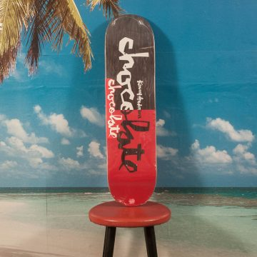 "Chocolate Skateboards - Anderson ""Original Chunk"" Deck - 8.25"