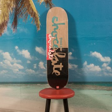 "Chocolate Skateboards - Cruz ""Original Chunk"" Deck - 8.125"