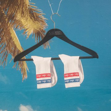 SHRN - Sportivo Socks - White