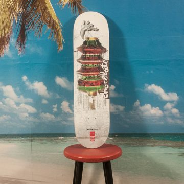 "Chocolate Skateboards - Anderson ""Lamp"" Deck - 8.25"