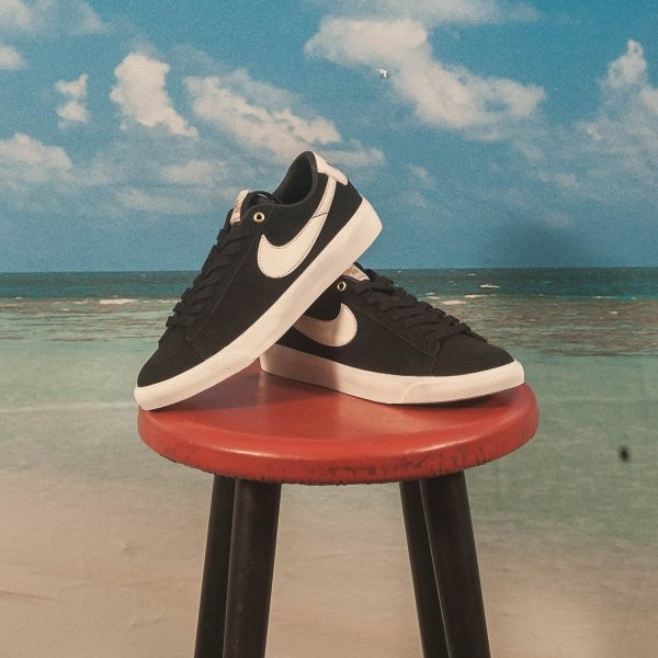 Nike SB - GT Blazer Zoom Low - Black / Sail