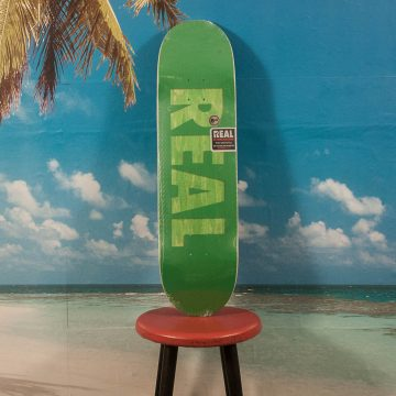 Real Skateboards - Team Bold Series Deck - 8.38