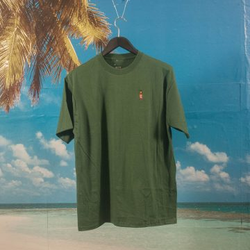 SHRN - Spezi T-Shirt - Bottle Green