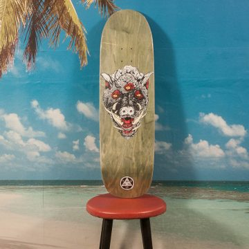 Welcome Skateboards - Hog Wild Deck - 9.25