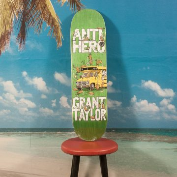 "Antihero Skateboards - Taylor ""The Maka Bus"" Deck - 8.5"