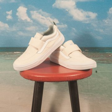 Vans - Kyle Pro 2 - Antique White