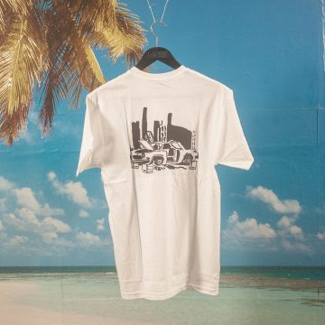 Fucking Awesome - Wreck T-Shirt - White