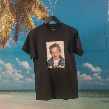 Fucking Awesome - Vincent Class Photo T-Shirt - Black