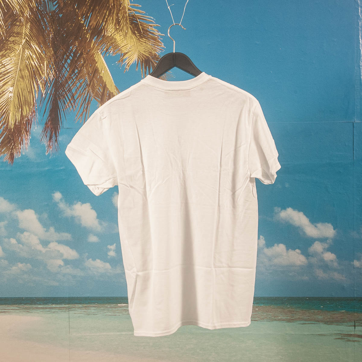 Call Me (917) - Legs Pocket T-Shirt - White