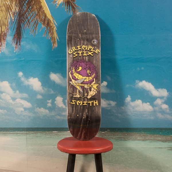 "Antihero Skateboards - Smith ""Grimple Family Band"" Deck - 8.12 / 8.5"