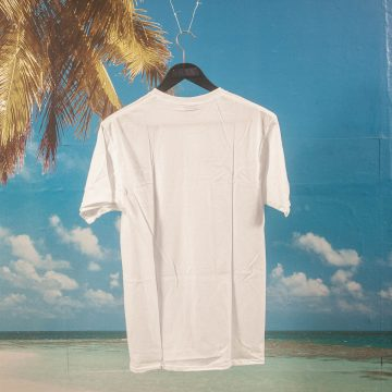 Hockey - Point Break T-Shirt - White