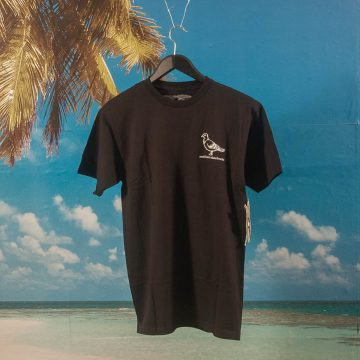 Antihero Skateboards - Basic Pigeon T-Shirt - Black