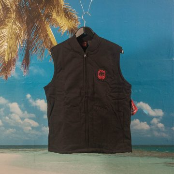 Spitfire Wheels - LTB Vest - Black