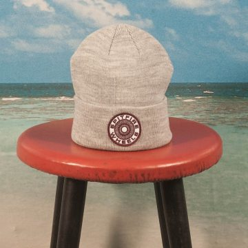 Spitfire Wheels - Classic 87 Swirl Beanie - Heather Grey