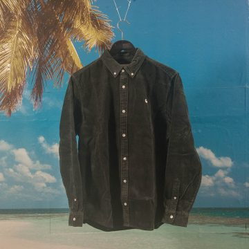 Carhartt WIP - Madison Cord Shirt - Dark Teal