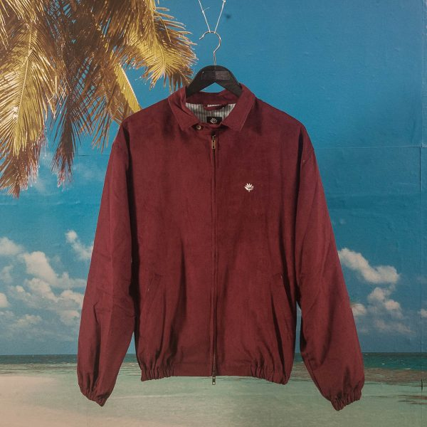 Magenta Skateboards - Bastille Jacket - Burgundy