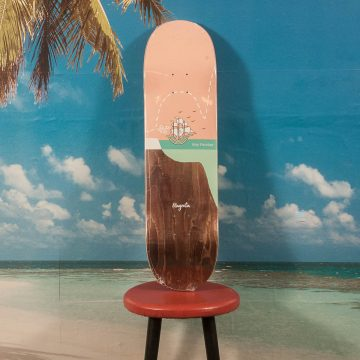 "Magenta Skateboards - Soy Panday ""Dreamer"" Deck - 8.375"