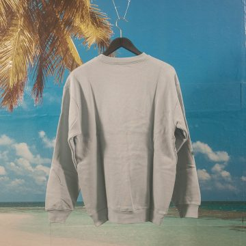 Dime MTL - 700 Crewneck - Powder Blue