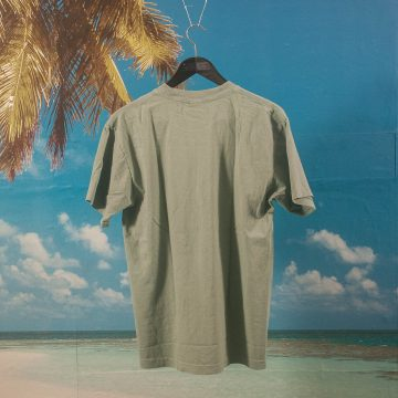 Dime MTL - TV T-Shirt - Atlantic Green