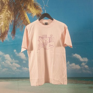 Dime MTL - Horse T-Shirt - Light Pink