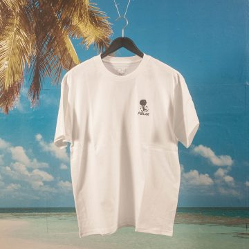 Polar Skate Co. - Weight T-Shirt - White