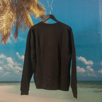 Former - Unconventional Crewneck - Black