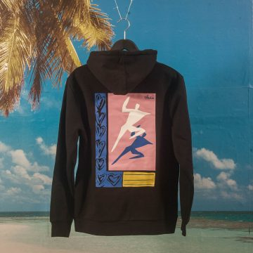 Studio Skateboards - Just Dance Hoodie - Black