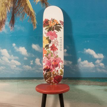 "Studio Skateboards - Team ""Botanical"" Deck - 8.25"