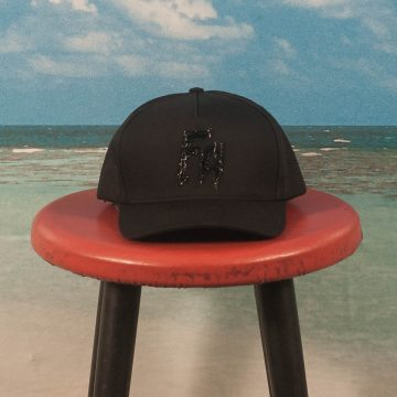Fucking Awesome - Seduction Of The World 5-Panel Cap - Black