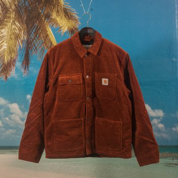 Carhartt WIP - Michigan Coat - Brandy