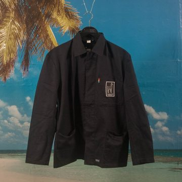 SHRN - Lama Workwear Shirt Jacket - Dark Navy