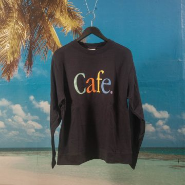 Skateboard Cafe - Wayne Crewneck - Navy