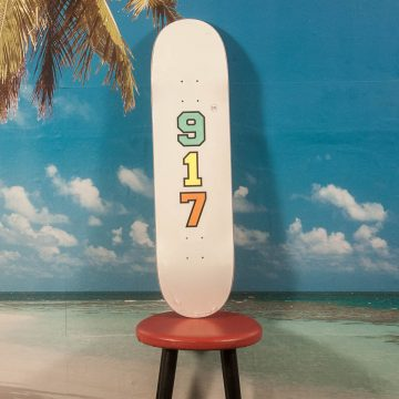 Call Me (917) - Genny´s White Deck - 8.25