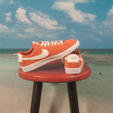 Nike SB - Blazer Low GT - Starfish / White