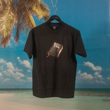 Dime MTL - Book T-Shirt - Black