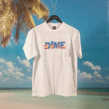 Dime MTL - Toy Store T-Shirt - White