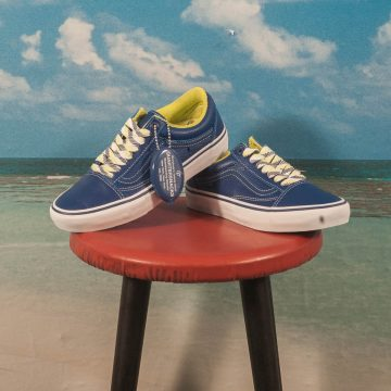 Quartersnacks X Vans - Old Skool Pro Ltd - Royal