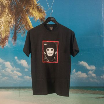 Hockey - No Face T-Shirt - Black