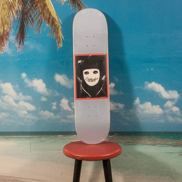 "Hockey - No Face ""Blue"" Deck - 8.0"