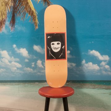 "Hockey - No Face ""Yellow"" Deck - 8.25"