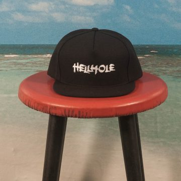 Hockey - Hellhole 6-Panel Cap - Black