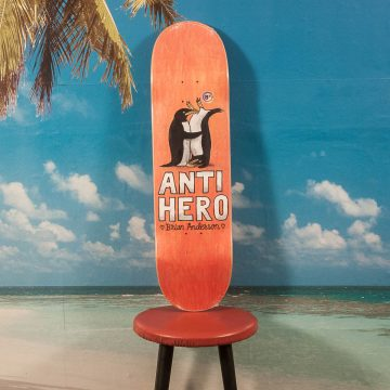 "Antihero Skateboards - Anderson ""For Loves Only"" Deck - 8.5"